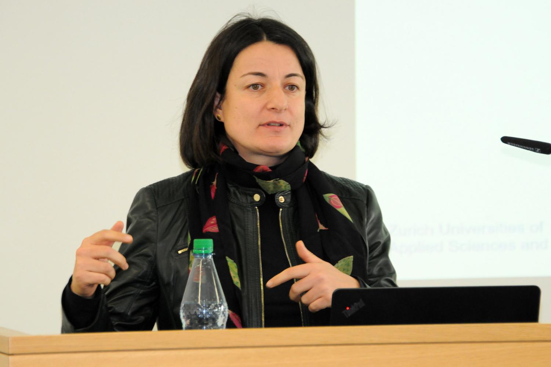 Porträt von Emanuela Chiapparini