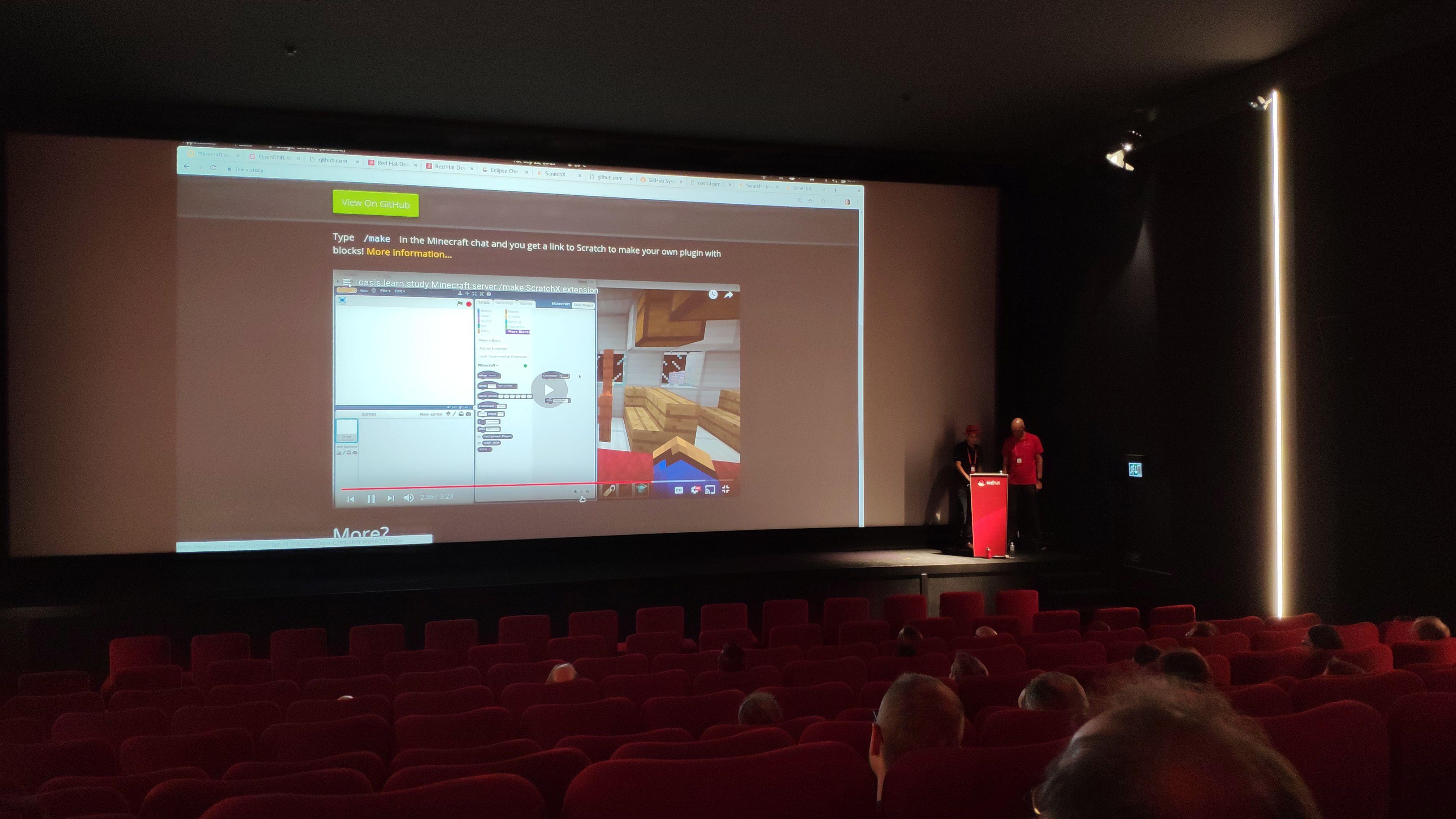 Red Hat Forum Switzerland 2018 – Service Prototyping Lab