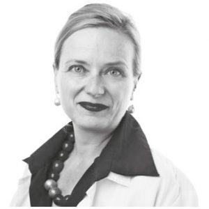KD DR. MED. STEPHANIE VON ORELLI, Chefärztin an der Frauenklinik Triemli